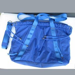 Ful Large handbag yoga Gym lululemon a like